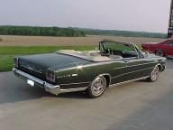 1966 Ford Galaxie 500 XL 7,0L Convertible